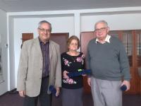 50 let práce v ÚTIA