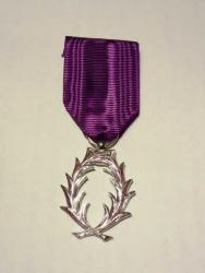 Palmes Academiques medal